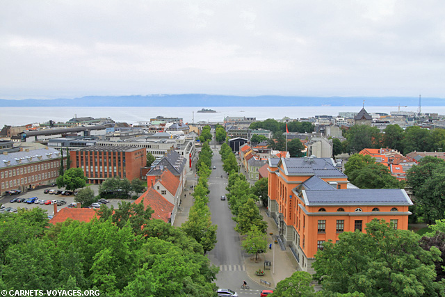 Trondheim Norvège