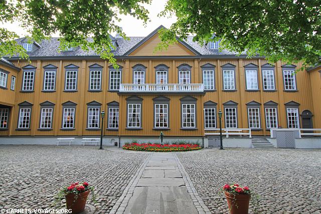 Palais Royal (Stiftsgarden) Trondheim Norvège