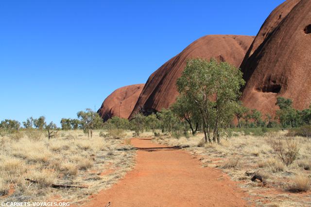 Uluru (Ayers Rock) - Australie