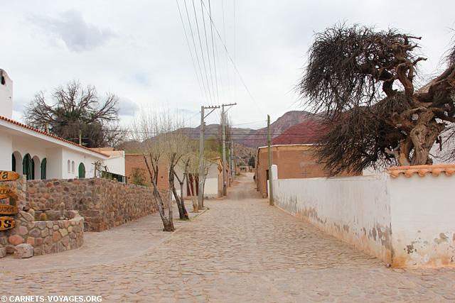 Uquia road trip nord ouest argentin