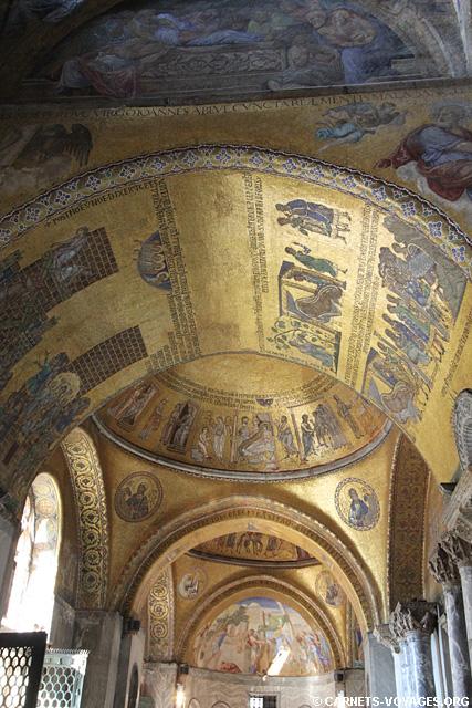 Basilique San Marco visiter Venise
