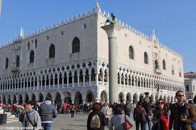 Palais des Doges Venise Italie