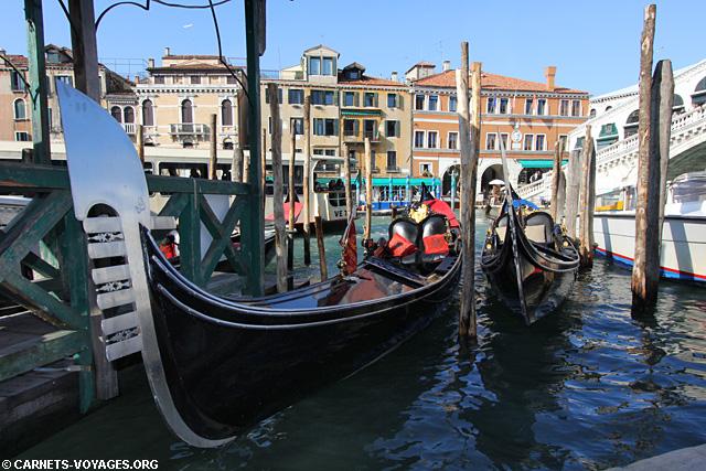 Visiter Venise en gondole