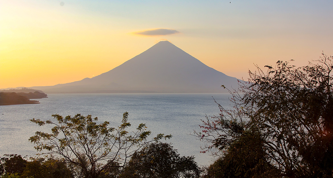 Volcan Conception Ometepe