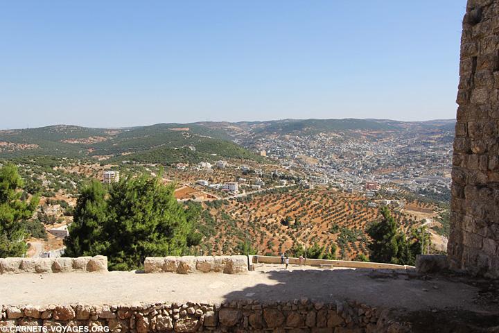 Forteresse Ajloun Jordanie