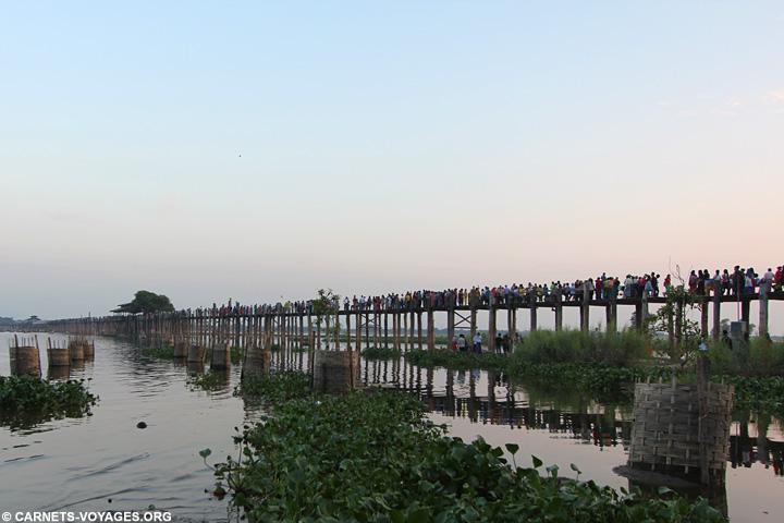 Pont U-Bein Amurapura