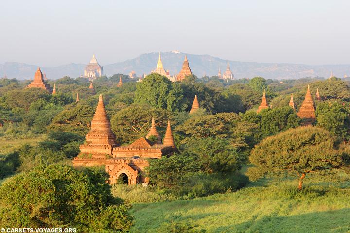 Temples Bagan Birmanie