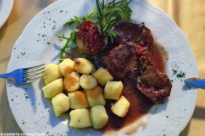 Restaurant Bled Slovénie