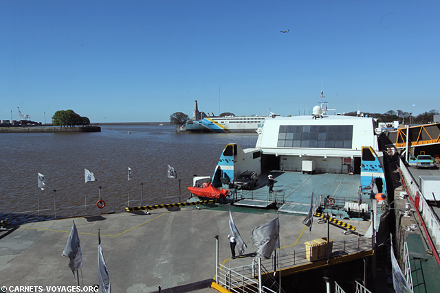 Port ferry Buenos Aires Argentine