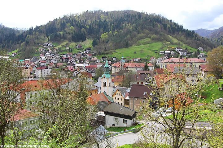 Idrija Slovénie