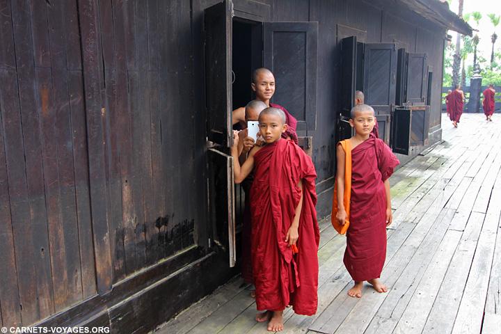 Inwa Birmanie