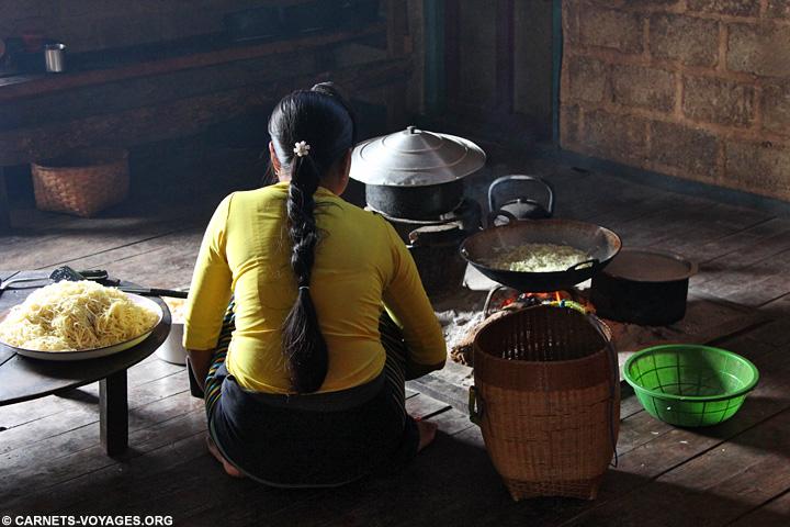 Trek Kalaw lac Inle Birmanie