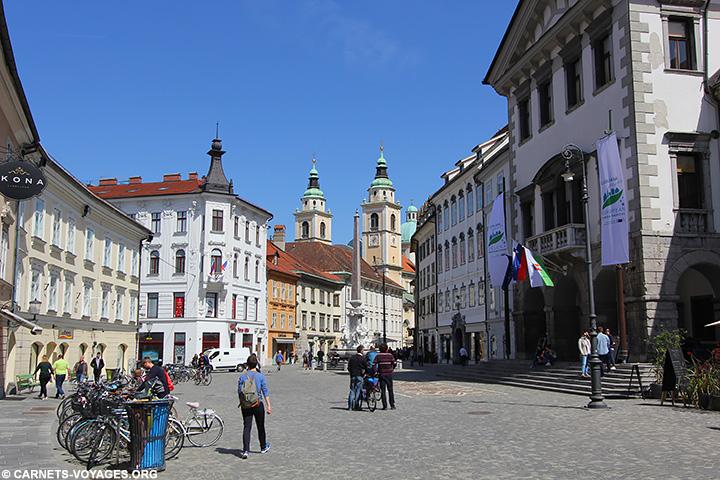 Visiter Ljubljana Slovénie