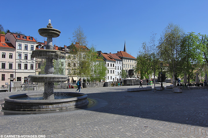 Visite Ljubljana Slovénie
