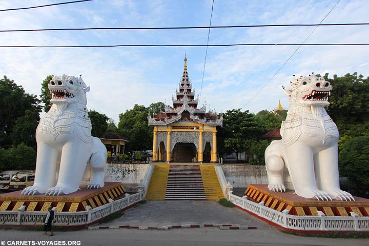 Mandalay Birmanie