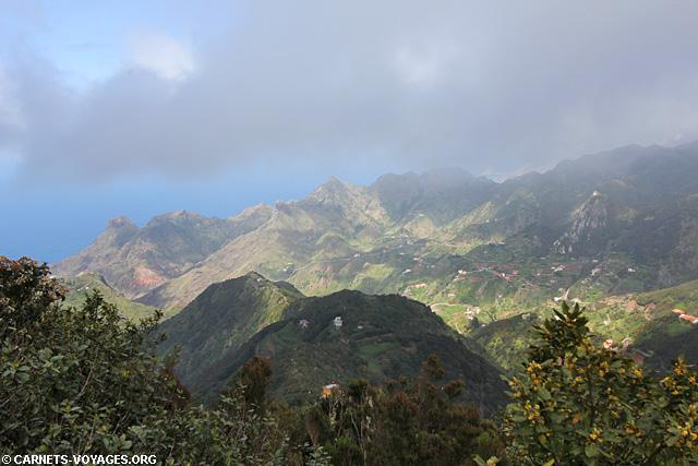 Road trip Tenerife îles Canaries Espagne