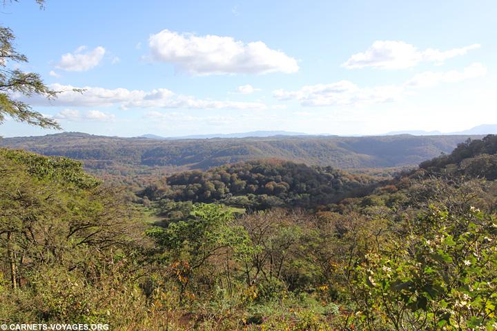 Réserve Miraflor Cebollal Nicaragua