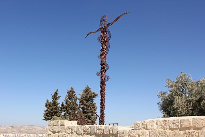 Mont Nebo Jordanie