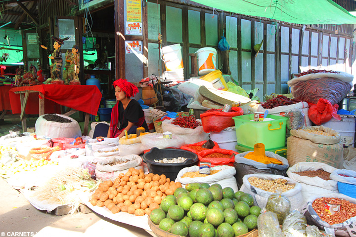 Nyaung-Shwe Birmanie