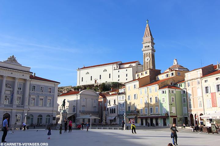 Visiter Piran Slovenie