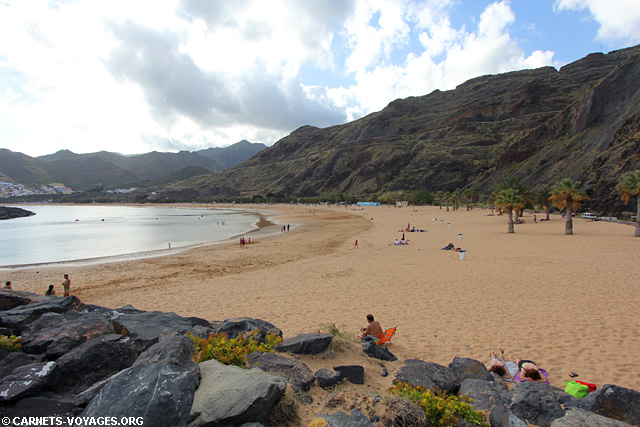 Plage San Andres Tenerife