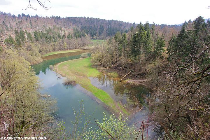 Gorge rakov skocjan Slovénie