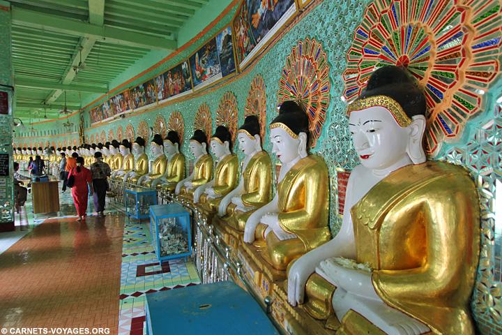 Sagaing Birmanie