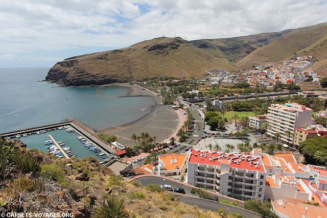 Road trip La Gomera Canaries Espagne