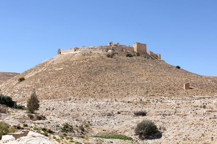 Chateau Shobak Jordanie