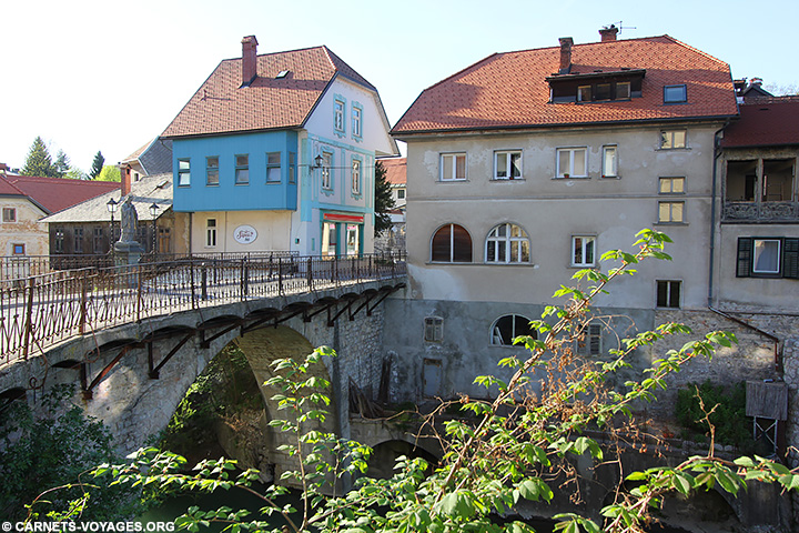 Visiter Skoja Loka Slovénie