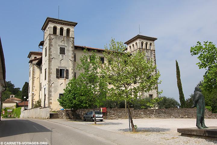 Chateau Dobrovo Slovénie