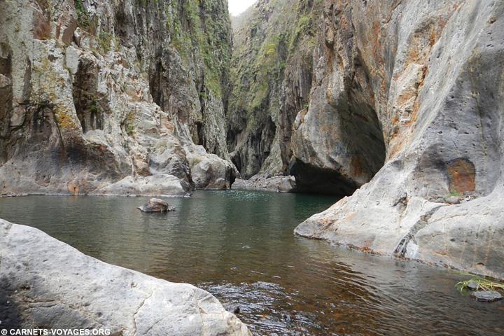 Canyon Somoto Nicaragua