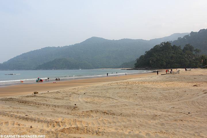 Ile Tioman Malaisie