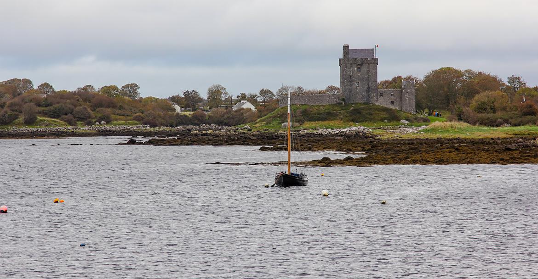 Château de Dunguaire Kinvara Irlande