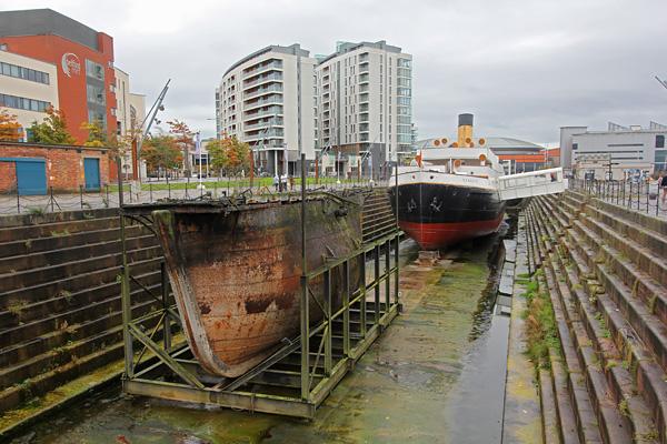 Musée Titanic Belfast