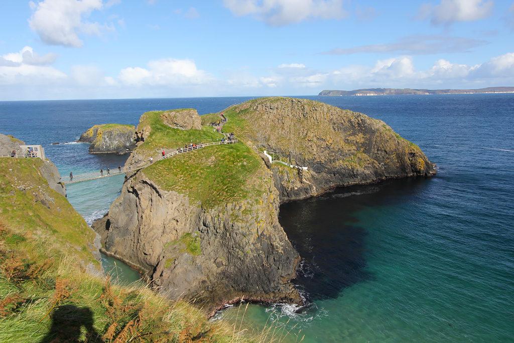 Carrick-a-rede Irlande du Nord