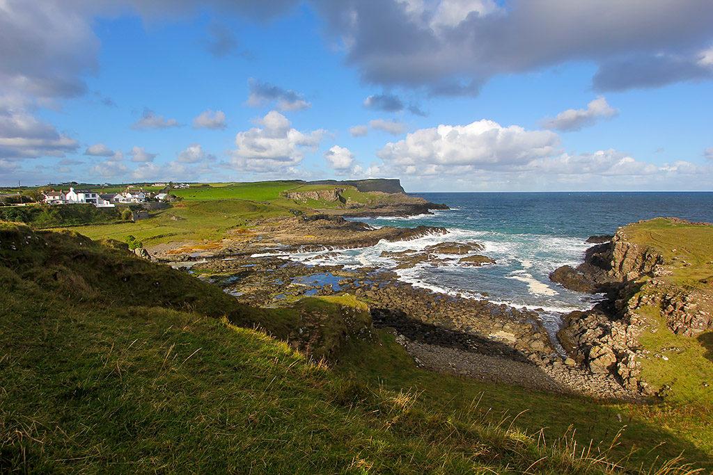 Road trip causeway coast Irlande du Nord