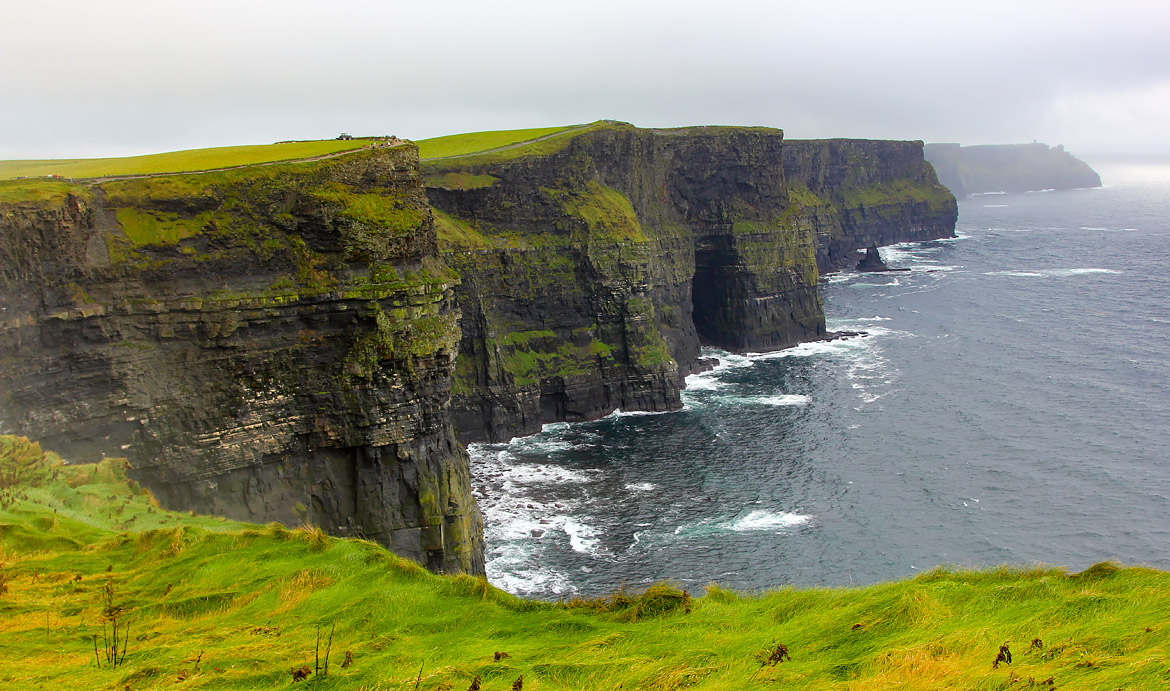 Cliffs of Moher falaises Irlande