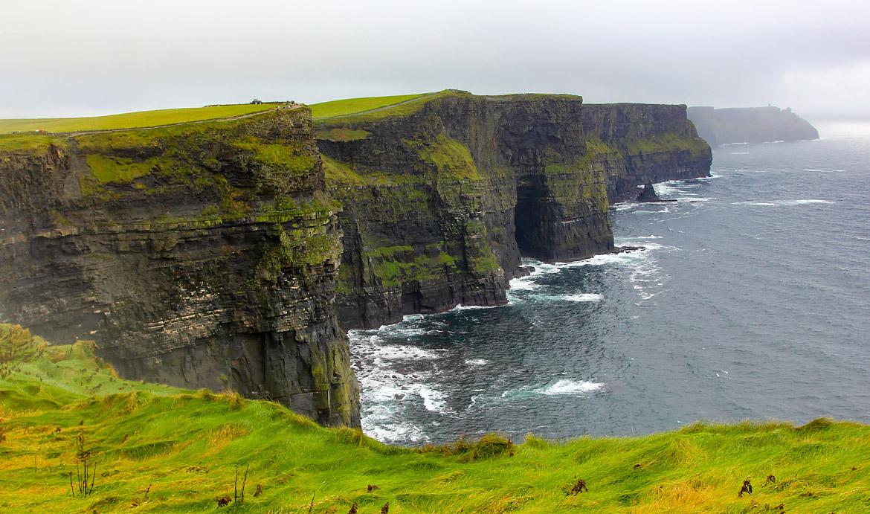 Cliffs of Moher falaises road trip cote ouest Irlande