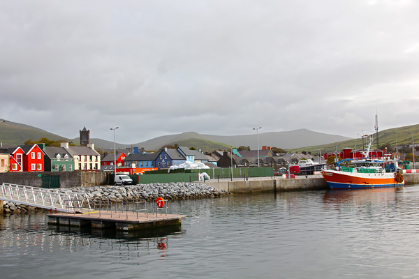 Dingle road trip cote sud Irlande