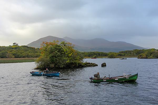 Lac Killarney Irlande