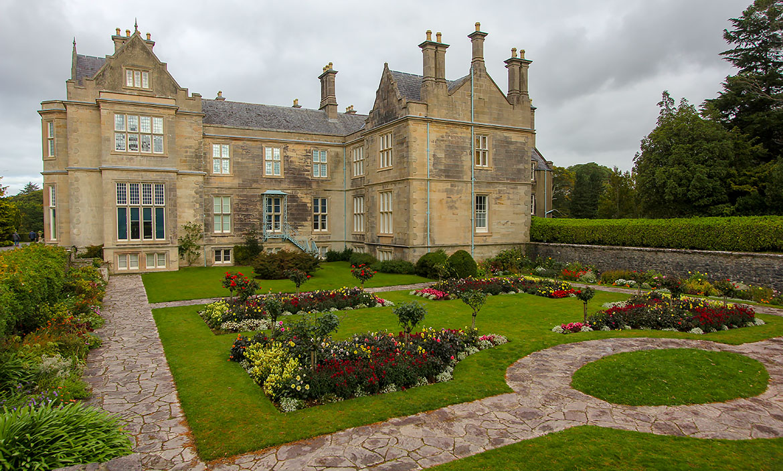 Killarney Muckross House jardins