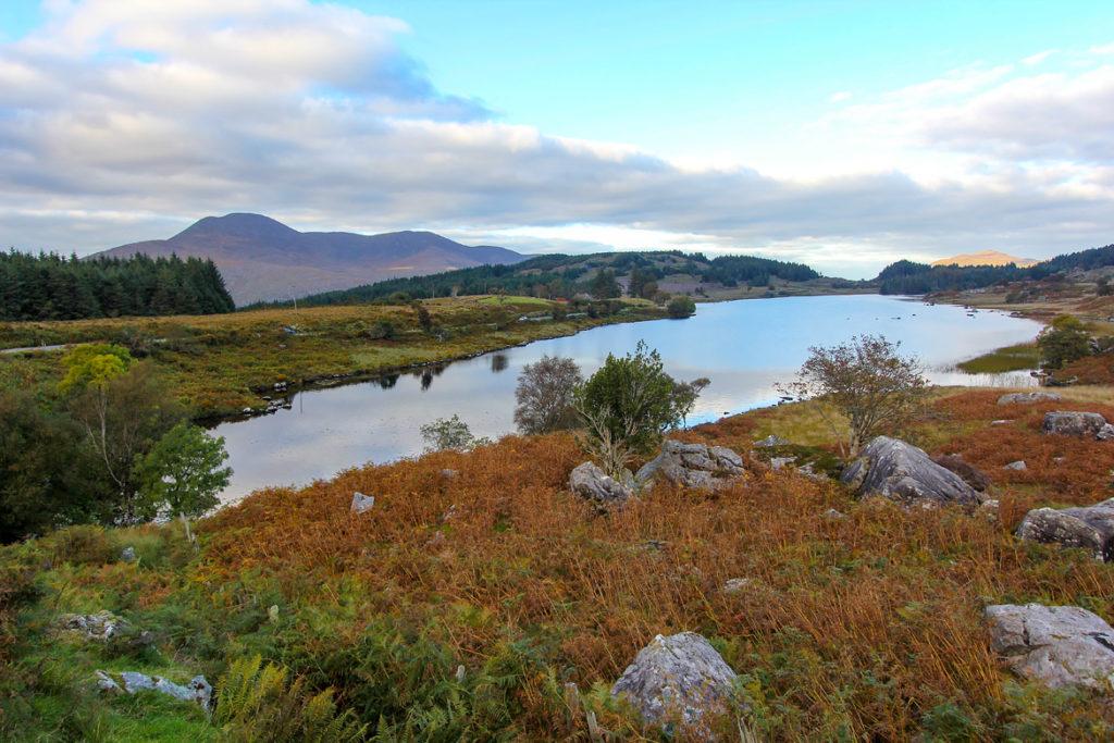 Moll's Gap Irlande