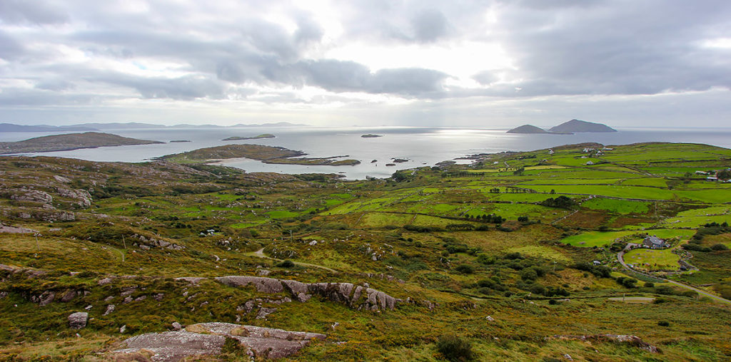 Ring of Kerry Irlande