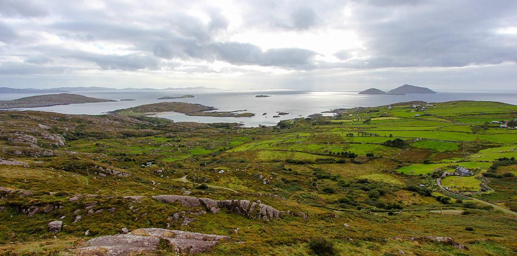 Ring of Kerry Irlande