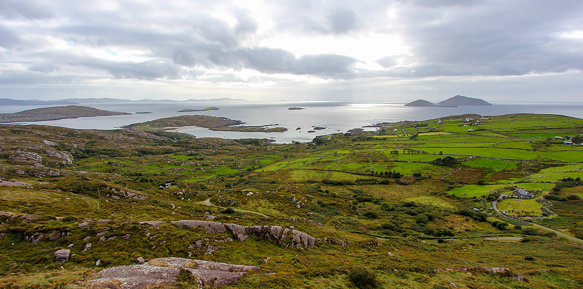 Ring of Kerry road trip cote sud Irlande