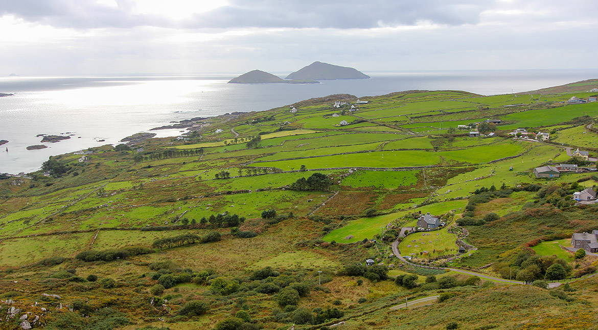 Road trip cote sud Irlande Ring of Kerry
