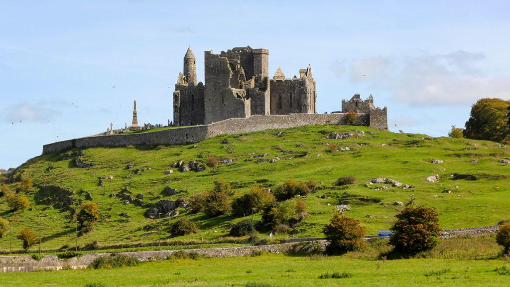 Rock of Cashel road trip Irlande