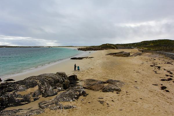 Route côtière Connemara