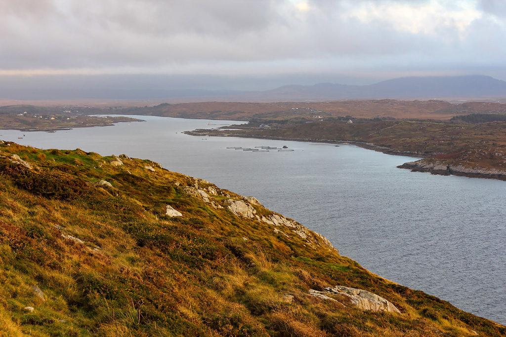 Sky Road Irlande